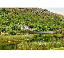 Kylemore Abbey 2 Photographic Print