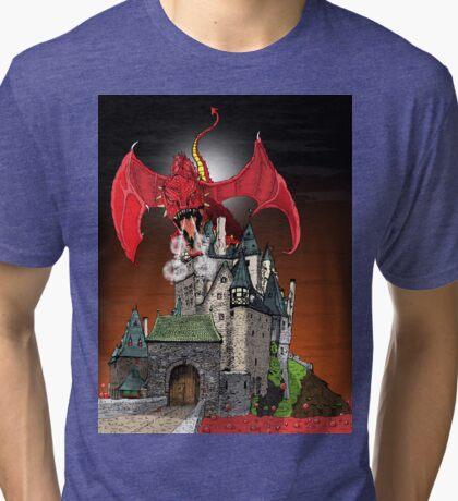 Castle of Eltz Tri-blend T-Shirt