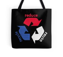 America Recycle  Tote Bag