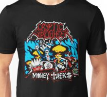 Cryptic SLAUGHTER Unisex T-Shirt