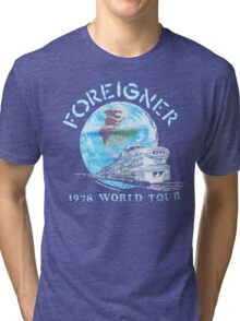F- 78 WORLD TOUR Tri-blend T-Shirt
