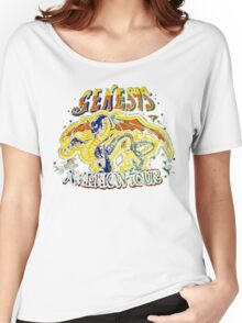 Genesis TOUR Women's Relaxed Fit T-Shirt