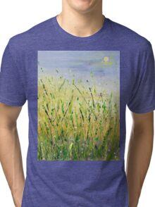 Morning look Tri-blend T-Shirt
