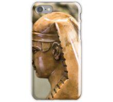 Chatsworth house- head iPhone Case/Skin