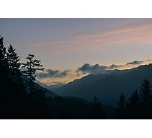 Olympic National Park, Washington Photographic Print