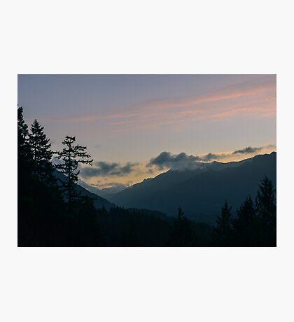 Olympic National Park, Washington Photographic Print