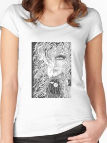 come closer Women's Fitted Scoop T-Shirt
