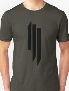Skrillex - ill - Black on White Unisex T-Shirt