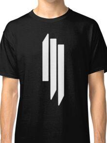 Skrillex - ill - White on Black Classic T-Shirt