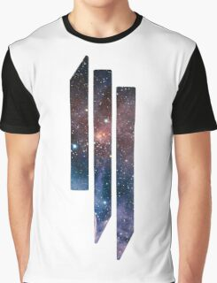 Skrillex - ill - Space Graphic T-Shirt