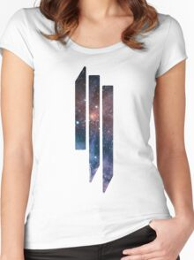 Skrillex - ill - Space Women's Fitted Scoop T-Shirt