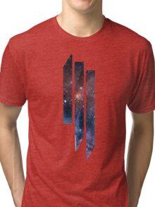 Skrillex - ill - Space Tri-blend T-Shirt
