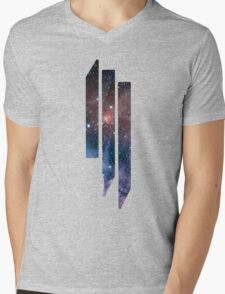 Skrillex - ill - Space Mens V-Neck T-Shirt