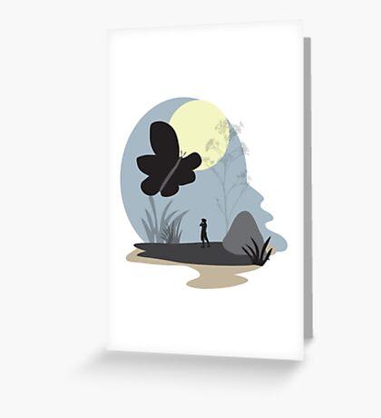 Be amazed Greeting Card