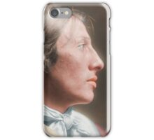 Amos Two Bulls about 1900 iPhone Case/Skin