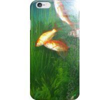 Goldfish Fun iPhone Case/Skin