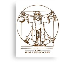 Big Lebowski T-Shirts  Canvas Print