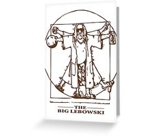 Big Lebowski T-Shirts  Greeting Card