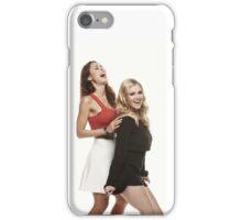 Eliza Taylor and Lindsey Morgan - Princess Mechanic - The 100  iPhone Case/Skin