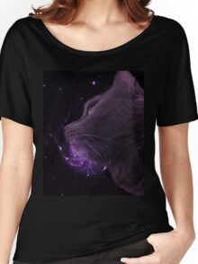 Space Cat! Women's Relaxed Fit T-Shirt