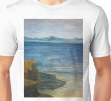 Greek island  trip to shore  Unisex T-Shirt