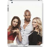 Eliza Taylor - Lindsey Morgan - Ricky Whittle iPad Case/Skin