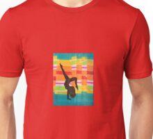 Lizzie B on the Beach Unisex T-Shirt