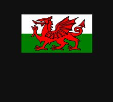 Welsh Flag Unisex T-Shirt