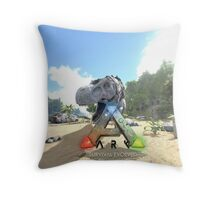 ARK: Survival Evolved Throw Pillow
