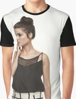 Marie Avgeropoulos - Octavia Blake - The 100 Graphic T-Shirt