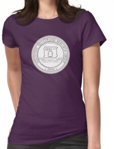 Official HORG Seal - Opaque background for obscure cladists Womens Fitted T-Shirt