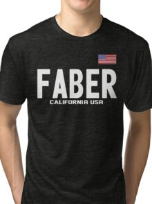 Urijah Faber Represent [FIGHT CAMP] Tri-blend T-Shirt