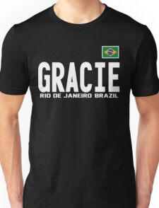 Gracie Represent [FIGHT CAMP] Unisex T-Shirt