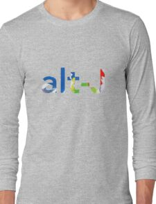 Alt J This is All Yours Long Sleeve T-Shirt