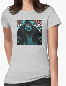 Chief Reptile Womens Fitted T-Shirt