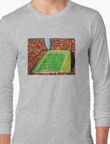Cleveland Stadium Long Sleeve T-Shirt