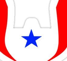 USA TRACK & FIELD LOGO Sticker