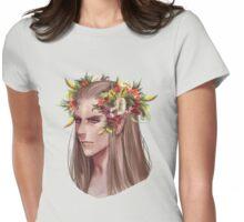 Thranduil Summer crown Womens Fitted T-Shirt