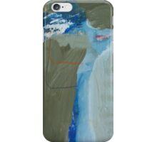 River series B iPhone Case/Skin