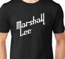 Marshall Lee White Logo Unisex T-Shirt