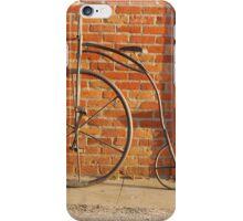 Old Bike iPhone Case/Skin