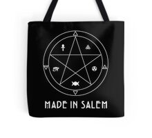 Made In Salem Tote Bag