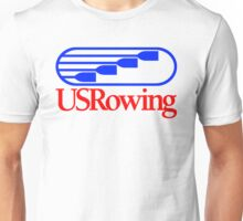 US Rowing Logo Unisex T-Shirt