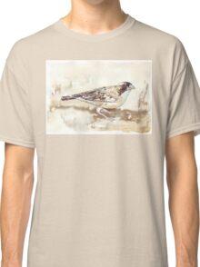 White-browed Sparrow Weaver (Koringvoël) Classic T-Shirt