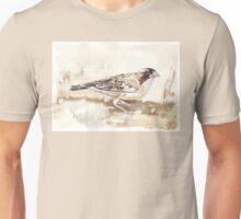 White-browed Sparrow Weaver (Koringvoël) Unisex T-Shirt