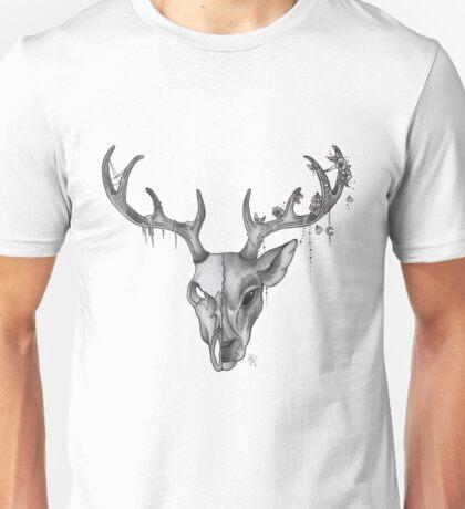 Stag Forest Spirit Unisex T-Shirt