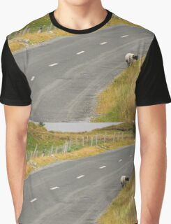 Lone Sheep Graphic T-Shirt