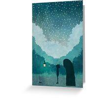 Spirited Journey 2 Greeting Card