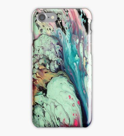 Swishing Crayons iPhone Case/Skin