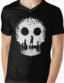 Bye Bye Apocalypse Mens V-Neck T-Shirt